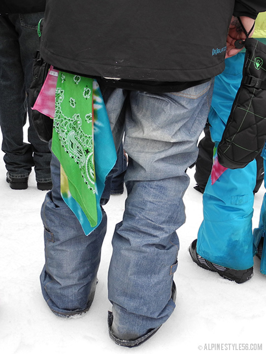 snowboard denim pants stratton