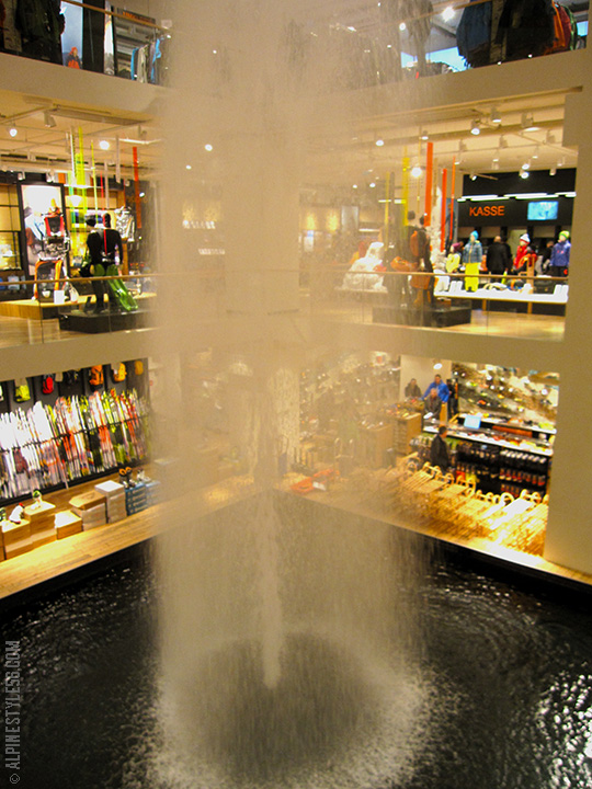 globetrotter munich shop geyser water
