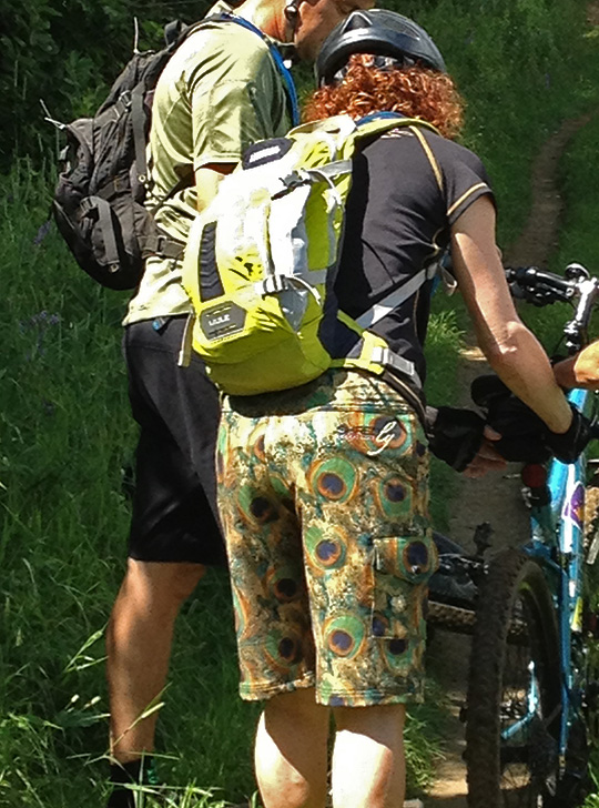 shredly mountain bike shorts kingdom trails vermont