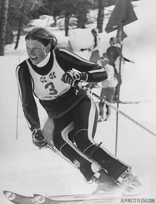 vicki fleckenstein woodworth ski burke vermont us ski team 1976