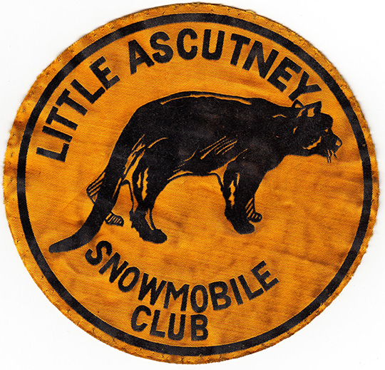 little ascutney snowmobile club vermont fisher cat