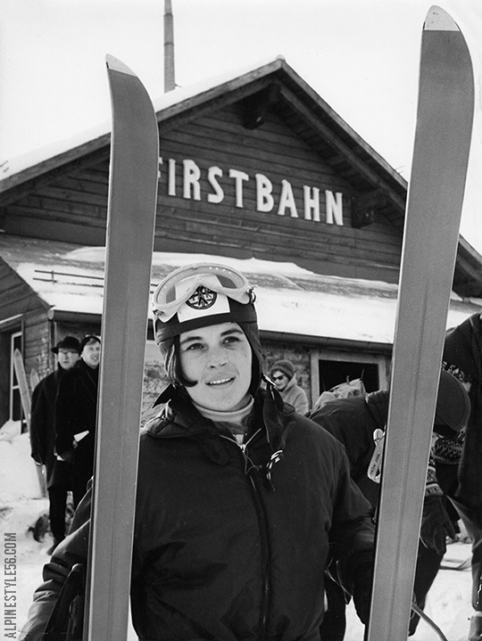 barbi henneberger germany ski racer firstbahn grindelwald switzerland