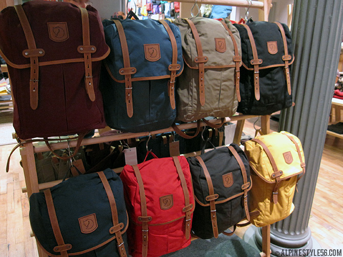 fjallraven daypack 21 medium sweden swedish outdoor heritage