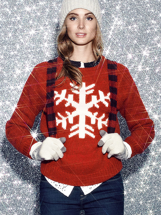 Knit Christmas Sweaters