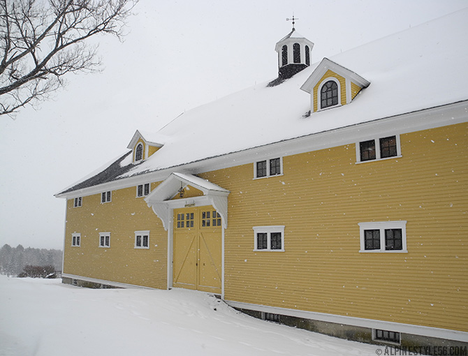 burklyn concert barn darling hill road east burke vermont yellow