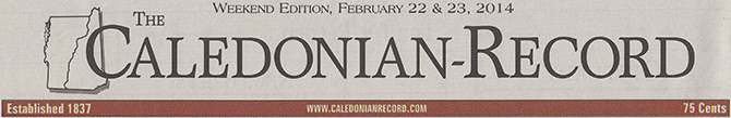 caledonian record february 02 23 2014 mikaela shiffrin gold vermont newspaper