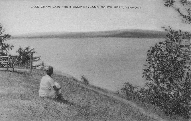 camp sky land south hero vermont lake champlain islands